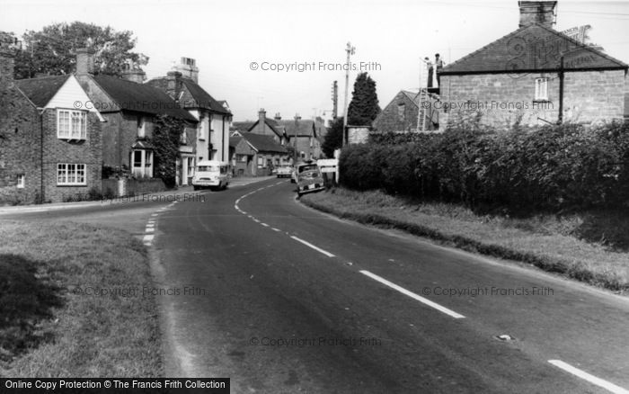 Photo of Ardingly, The Village c.1965