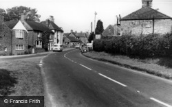 Ardingly, The Village c.1965