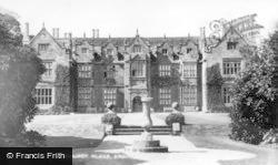 Ardingly, Wakehurst Place c.1950