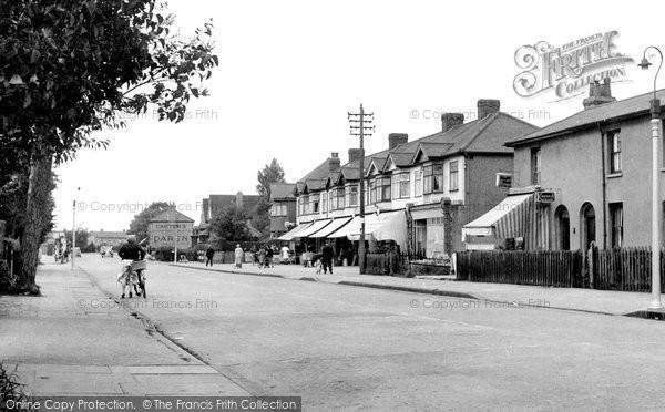 Ardleigh Green, Ardleigh Green Road c1955