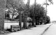Ardleigh Green, The Stocks c.1955