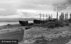 Sunrise At The Old Harbour c.1955, Ardrishaig
