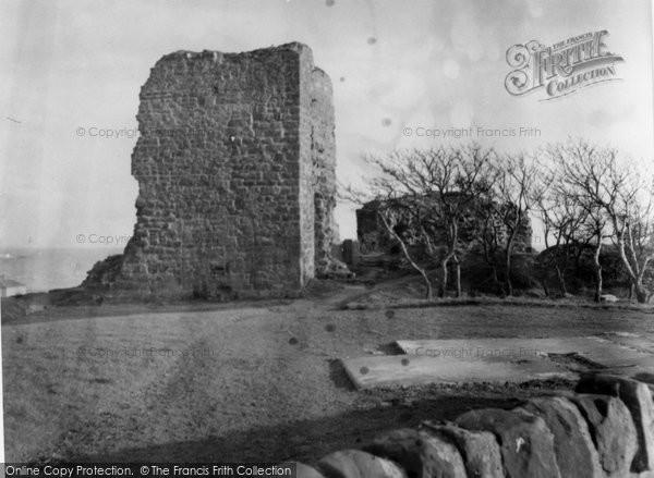 Ardrossan, Castle 1958