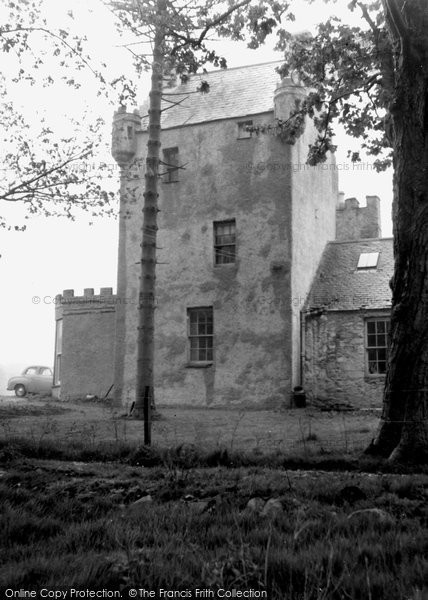 Photo of Ardwell, Auchness Castle c.1950
