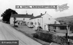 C.B. Hotel c.1965, Arkengarthdale