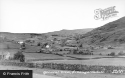 Arkengarthdale, General View c.1960