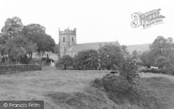Arkengarthdale, The Church c.1960