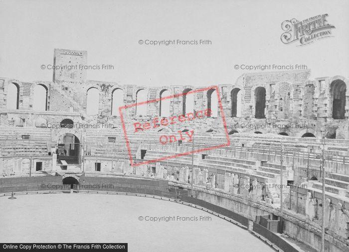 Photo of Arles, Roman Amphitheatre c.1939