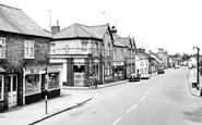 Arlesey, Post Office c.1965