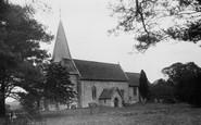 Arlington, Church c1955
