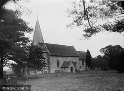 Arlington, St Pancras Church c.1955
