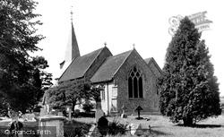 Arlington, St Pancras Church c.1960