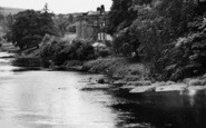Armathwaite, Castle And River Eden c.1965