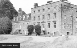 Armathwaite, The Castle c.1965