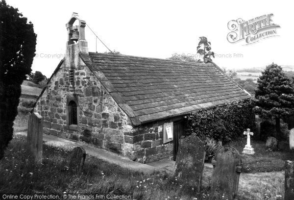 Armathwaite, The Church Of Christ And St Mary c.1965
