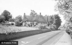 Armitage, Lodge Cottage c.1960