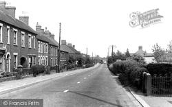 Armitage, New Road c.1955