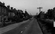 Armitage, New Road c.1955