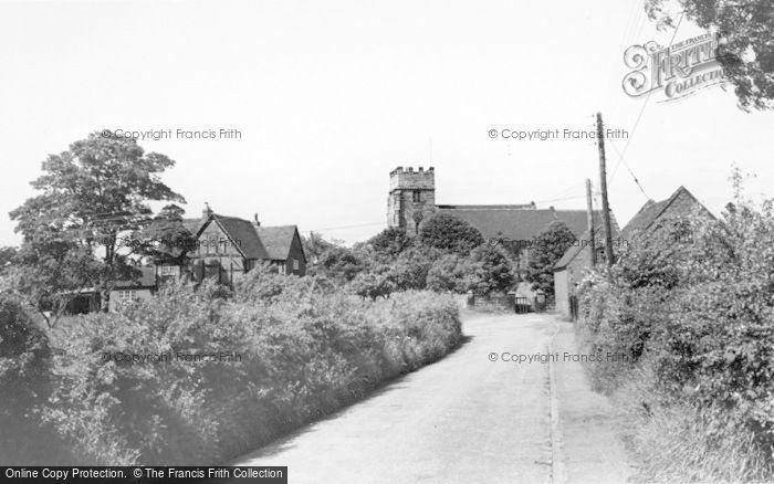 Photo of Armitage, The Church c.1960
