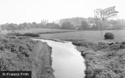 Armitage, Village And Canal c.1960