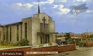 Armthorpe, Catholic Church c.1965