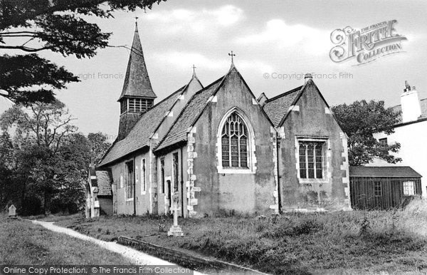 Armthorpe, Church Of St Leonard And St Mary c.1960