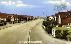 Armthorpe, Mercel Avenue c.1960