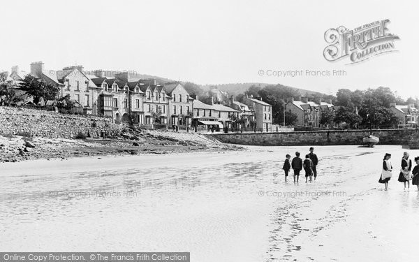 Arnside, 1891.  (Neg. 28645)  © Copyright The Francis Frith Collection 2008. http://www.francisfrith.com
