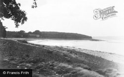 Arnside, Across Jacob's Bay 1931