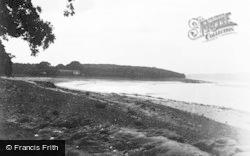 Across Jacob's Bay 1931, Arnside