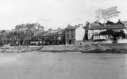 Albion Hotel  1891, Arnside