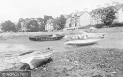 Boats On The Beach 1894, Arnside