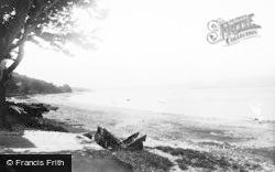 Down On The Beach 1932, Arnside
