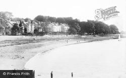 Arnside, Evening Tide c.1930