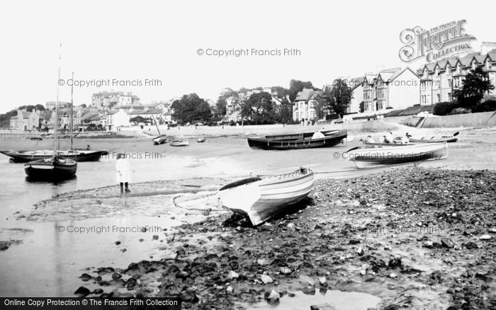 Arnside, from the Beach 1894.  (Neg. 34128)  © Copyright The Francis Frith Collection 2008. http://www.francisfrith.com