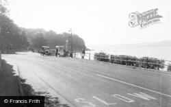 Arnside, Promenade c.1930