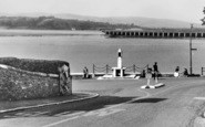 Arnside, Shore From The Hill c.1955