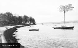 Arnside, Spring Tide c.1930