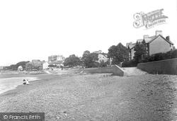 The Beach  1891, Arnside
