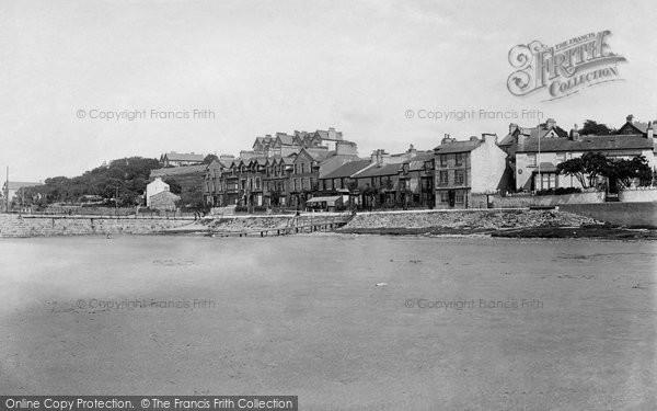 Arnside, The Beach  1891
