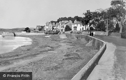 The Shore c.1955, Arnside