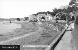 Arnside, The Shore c.1955
