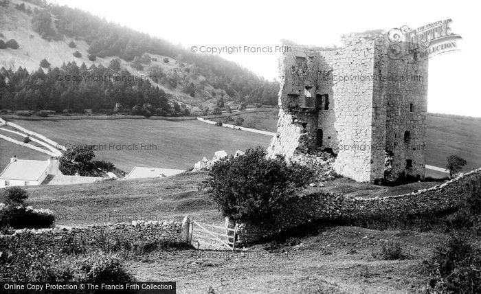 Arnside, Tower and Knott 1894.  (Neg. 34134)  © Copyright The Francis Frith Collection 2008. http://www.francisfrith.com