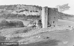 Arnside, Tower And Knott c.1955