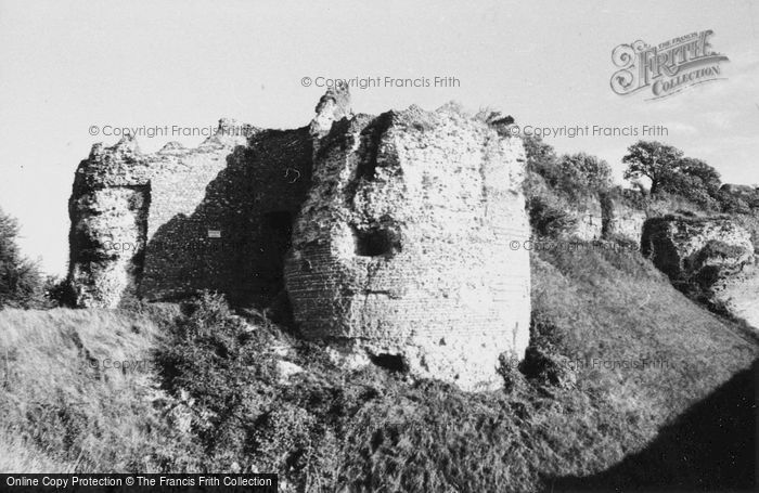 Photo of Arques, Château D'Arques 1964