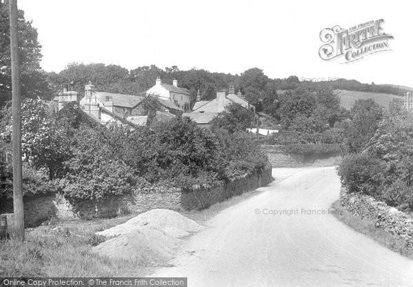 Photo of Arrad Foot, The Village 1921