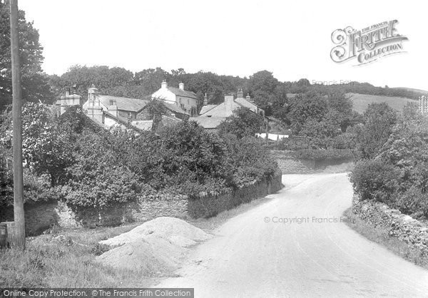 Arrad Foot, the Village 1921