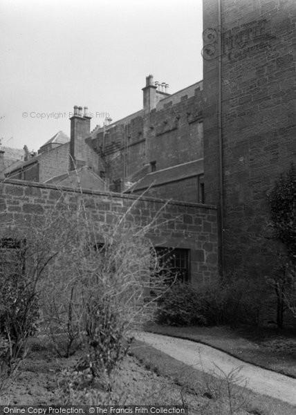 Photo of Arran, Brodick Castle 1958