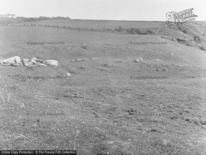 Photo of Arran, Castle Hill 1958