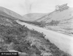 Arran, Glen Chalmadale 1958